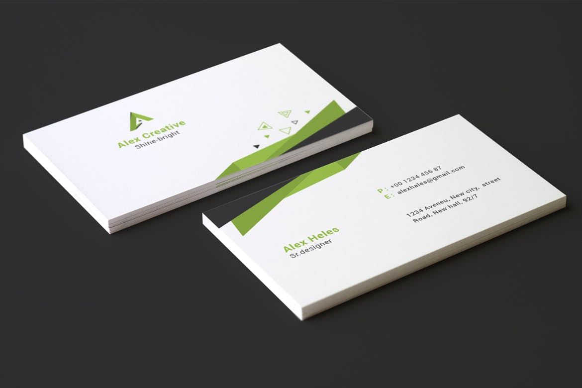 Business Cards - Social Printing